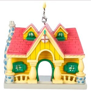 Mickey Mouse Toon Town House Ornament Disneyland